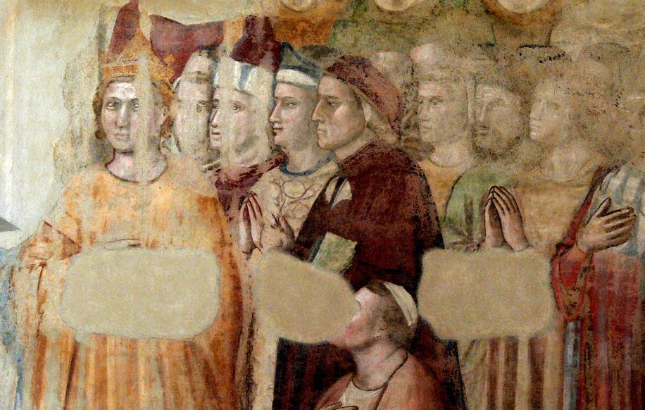 Dante e l'arte: alcuni ritratti del poeta